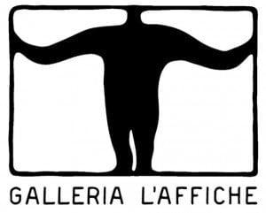 logo galleria l'affiche 2013